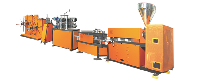 Corrugated Extrusion Pipe Line Plant | Volcano Flexi Tech Industries